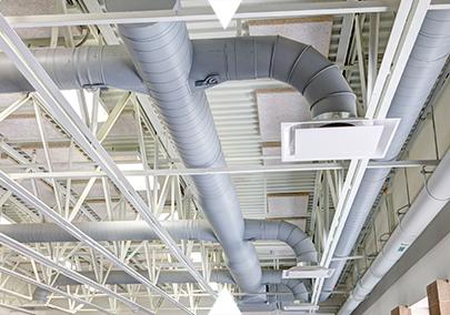 climatización para la industria