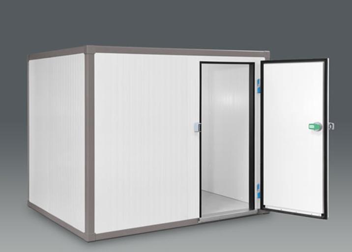 Cámaras frigoríficas modulares
