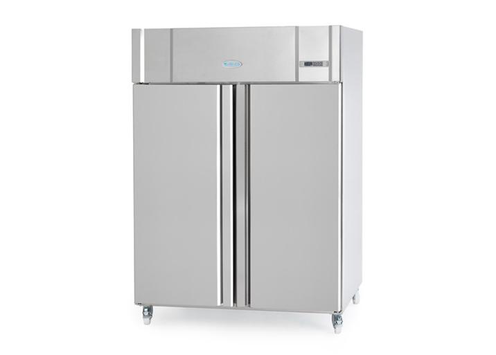 Muebles frigoríficos acero