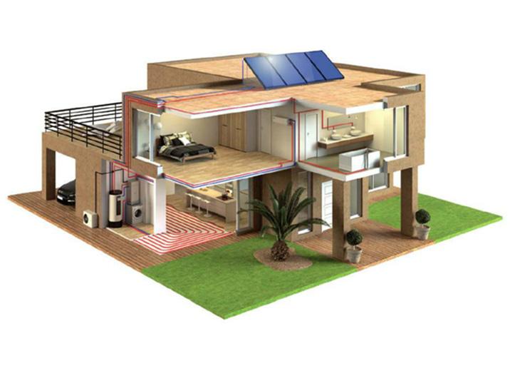 sistemas de calefacción aerotermia
