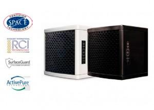 Modelo purificador aire portatil